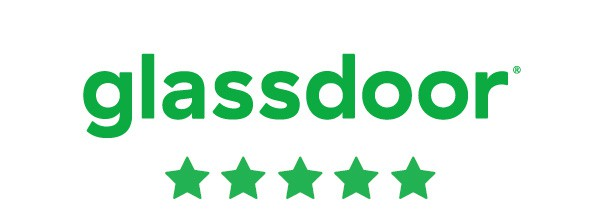 Glassdoor 5 stars